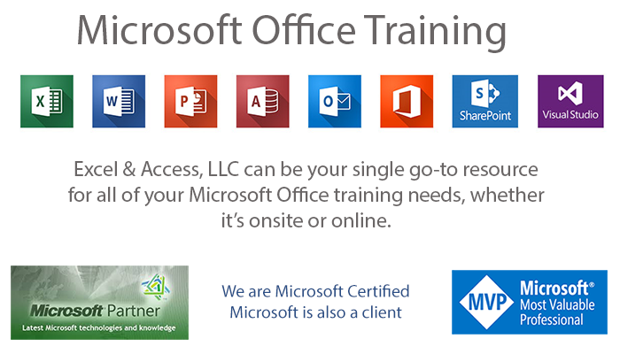 Microsoft Office 2019 Training