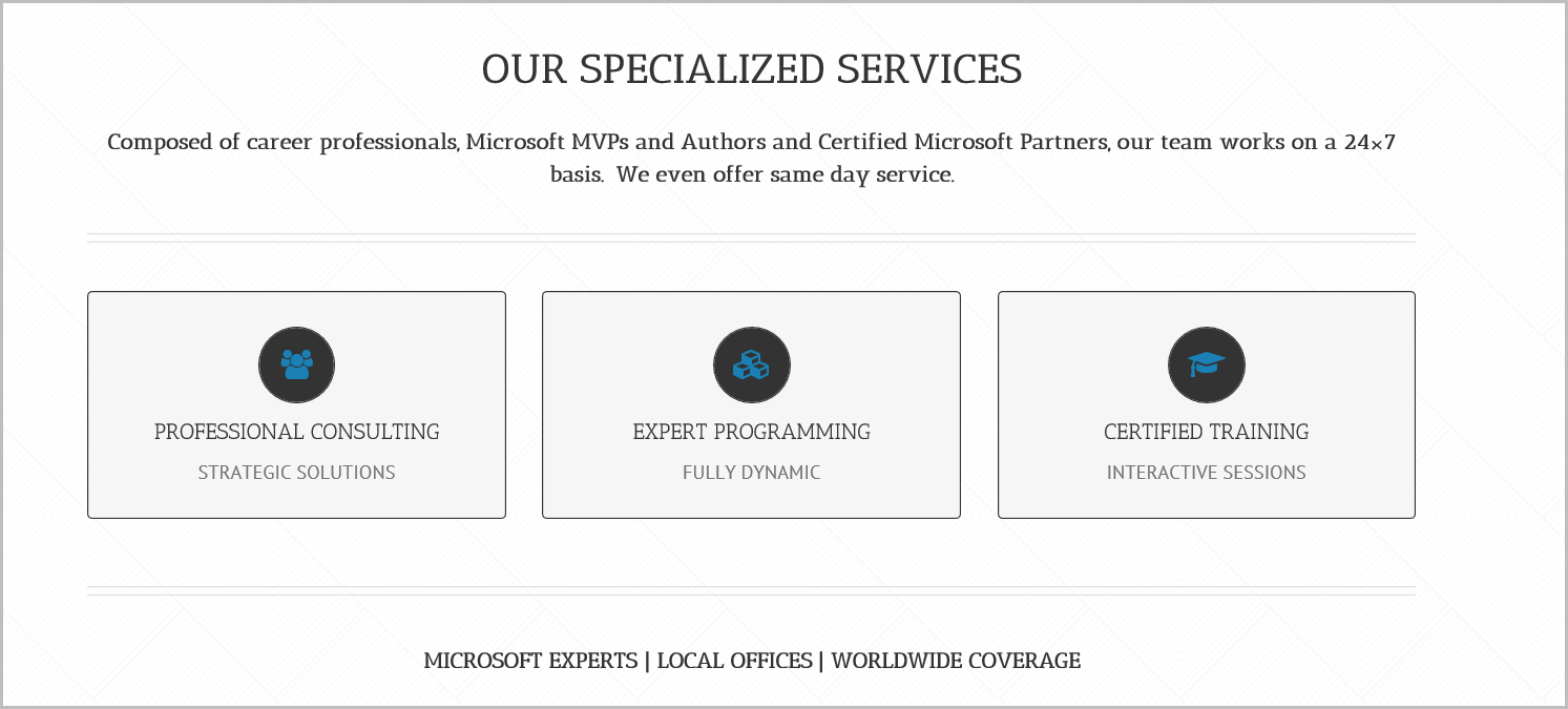 excel-and-access-website-services
