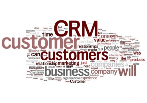 We build custom CRM's using the Microsoft Aapplications