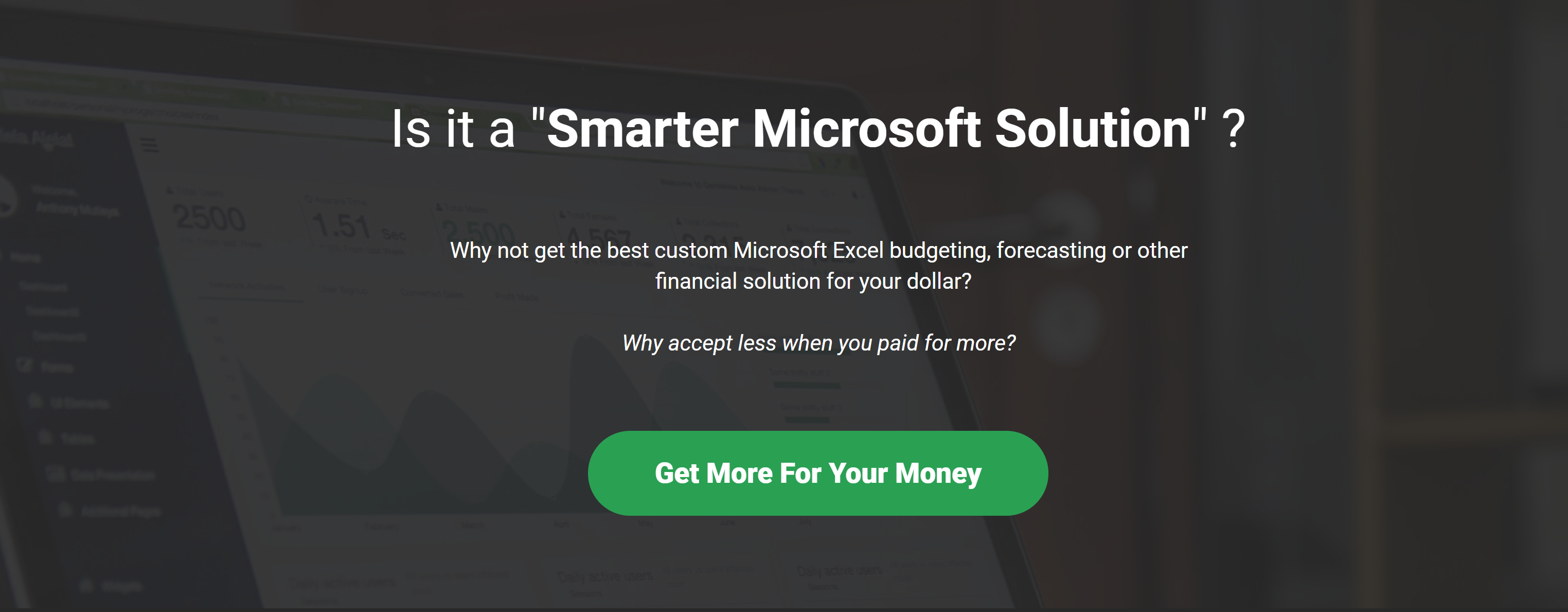 Is it a Smarter Microsoft Solution?