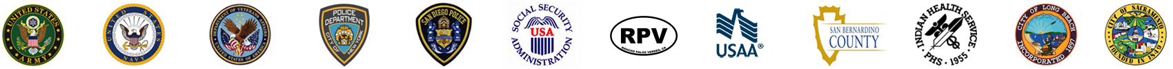 Several of our Governmental Agency Clients